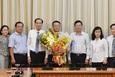 Tổng Công ty Địa ốc Sài Gòn có tân Chủ tịch
