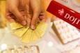 Giá vàng hôm nay 28/10: SJC tăng nhẹ 50.000 đồng/lượng khi đồng USD suy yếu