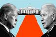 Ông Trump nhận kết quả thăm dò u ám ở các bang chiến lược