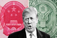Căng thẳng Mỹ-Trung lan sang mặt trận mới: Thị trường chứng khoán