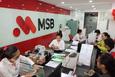 MSB báo lãi trước thuế tăng 72% trong 6 tháng đầu năm