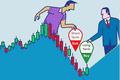Dòng tiền thông minh 27/10: Tự doanh trở lại bán ròng phiên VN-Index quay đầu giảm sâu