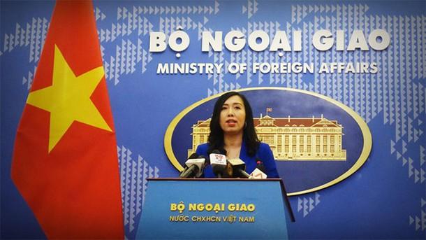 Việt Nam lên tiếng về diễn biến trên đảo Thị Tứ - Ảnh 1.