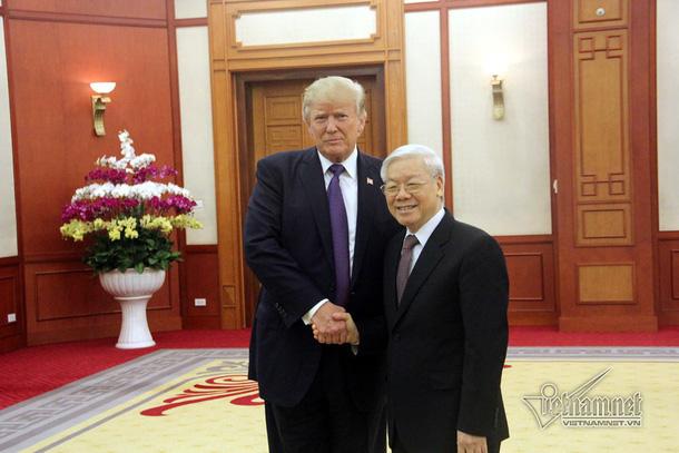 Tổng bí thư, Chủ tịch nước sẽ thăm Mỹ  - Ảnh 1.