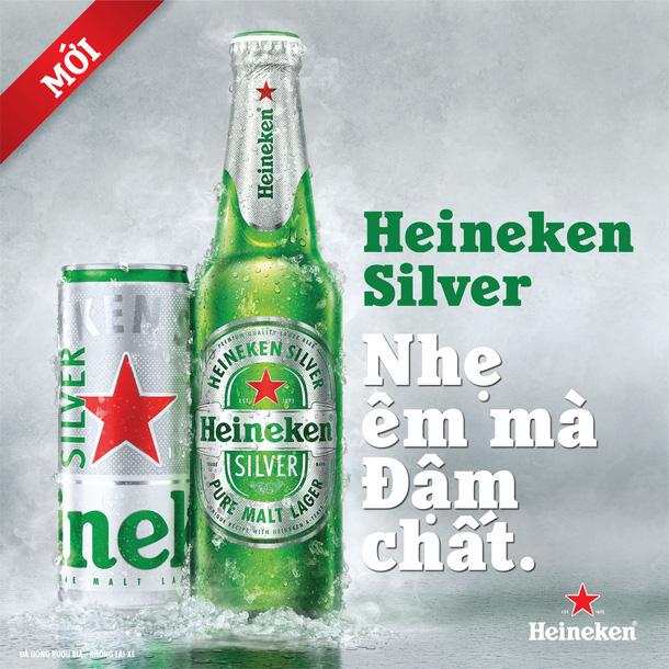 Heineken tung chiến mã mới tại thị trường TP HCM - Ảnh 1.