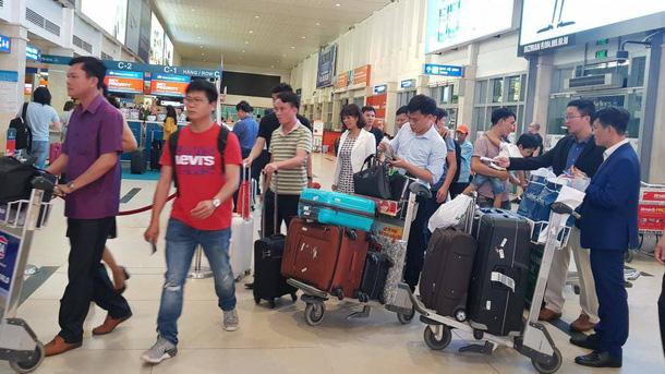 Bộ GTVT trình Chính phủ giao ACV đầu tư nhà ga hành khách T3 Tân Sơn Nhất - Ảnh 1.