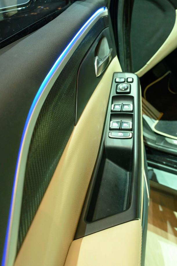 Soi từng chi tiết chiếc VinFast phiên bản đặc biệt, thiết kế hầm hố, động cơ V8 mạnh mẽ - Ảnh 13.