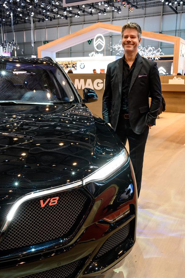 Soi từng chi tiết chiếc VinFast phiên bản đặc biệt, thiết kế hầm hố, động cơ V8 mạnh mẽ - Ảnh 15.