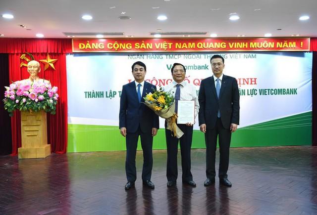 Vietcombank mở trường đào tạo và phát triển nguồn nhân lực - Ảnh 1.