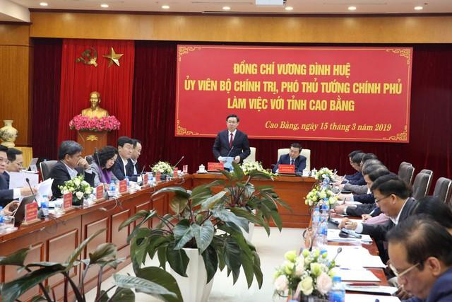 Cao tốc Đồng Đăng - Trà Lĩnh: Cao Bằng đề nghị Trung ương hỗ trợ bố trí vốn 2.500 tỉ đồng - Ảnh 1.
