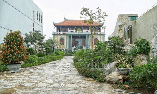Làng tỷ phú ở Nam Định, cách vài chục mét có một dinh thự - Ảnh 10.