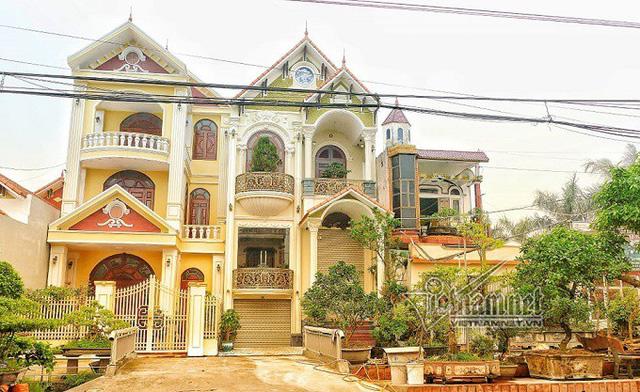Làng tỷ phú ở Nam Định, cách vài chục mét có một dinh thự - Ảnh 13.