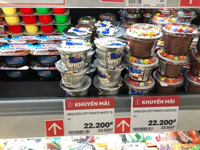 Giá váng sữa ở Việt Nam quá cao - Ảnh 2.
