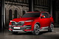 Vinfast sắp trình làng mẫu SUV thiết kế LUX SA 2.0 phiên bản limited edition