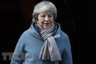 Thủ tướng Anh Theresa May đưa ra tuyên bố ngắn về Brexit