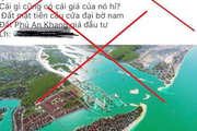 Nhân viên bất động sản tung tin 'Quảng Ngãi có đặc khu' bị công an xử lý