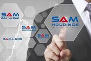 SAM Holdings muốn phát hành 93,5 triệu cổ phiếu, tăng vốn điều lệ lên 3.500 tỉ đồng