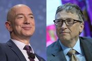 Bill Gates hội ngộ 'vua thương mại điện tử' trong câu lạc bộ 100 tỉ USD