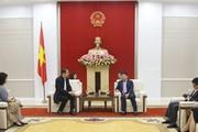 Foxconn Việt Nam tìm hiểu đầu tư tại Quảng Ninh