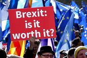 1.300 tỷ USD và 7.000 công việc tài chính có thể rời Anh vì Brexit