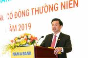 ĐHCĐ Nam A Bank: Chia cổ tức 16% bằng cổ phiếu, tăng vốn lên 5.000 tỉ đồng