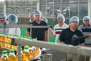 Các doanh nghiệp xuất khẩu Canada đến thăm Tập đoàn Tân Hiệp Phát
