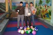 Hành trình khởi nghiệp với trò 'chơi bi-a bằng chân' của 3 chàng trai