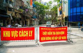 TP HCM: Quận 6, Bình Tân, Tân Bình có thể đề xuất nếu cần giãn cách khu vực