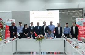 Cảng Quốc tế Long An hợp tác phát triển điện gió
