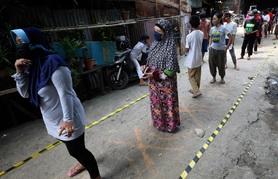Indonesia: 3,5 triệu lao động đã bị mất việc do dịch COVID-19