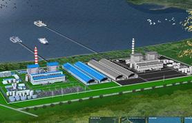Nhà máy Nhiệt điện Vũng Áng 2 dự kiến khởi công vào tháng 4