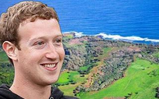 """Bên trong """"biệt phủ"""" bí mật của CEO Facebook ở Hawaii"""