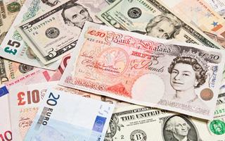Thị trường ngoại hối hôm nay (13/3): Đồng bảng tăng so với USD và EUR do kì vọng tích cực từ Brexit