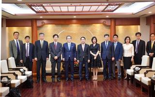 Sau khi mua gần 16,7 triệu cp VCB, Mizuho tiếp tục cam kết duy trì đầu tư vốn cổ phần tại Vietcombank
