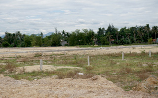 Cơn sốt đất nền Quảng Nam: Chủ đầu tư lách luật bán
