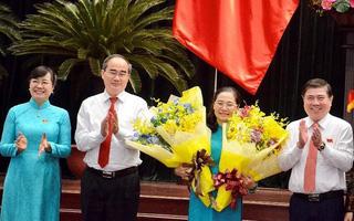 Phó Bí thư Nguyễn Thị Lệ được bầu làm Chủ tịch HĐND TP.HCM