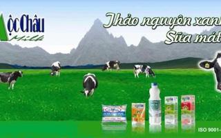Bất chấp lợi nhuận sụt giảm, Công ty mẹ của sữa Mộc Châu giữ nguyên mức cổ tức 6,5% bằng tiền mặt