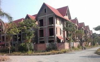 Xử lý kết luận thanh tra dự án khu chung cư, biệt thự Quang Minh tại Mê Linh