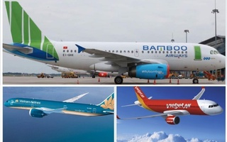 Vietnam Airlines, Vietjet Air, Bamboo Airways muốn bay thẳng sang Mỹ: Còn những rào cản nào?