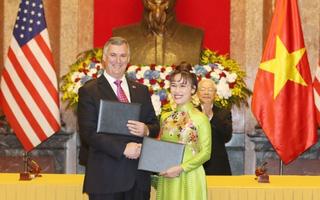 Vietnam Airlines, Vietjet Air và Bamboo Airways đồng loạt kí kết thỏa thuận