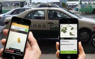 """Hướng tới công bằng, Nghị định 86 sẽ """"hoà giải"""" taxi truyền thống và taxi công nghệ?"""