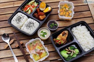 Dịch vụ cung cấp cơm trưa trọn gói trong tuần, giao món tận nơi miễn phí