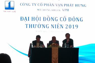 Vạn Phát Hưng sẽ lấn sân sang lĩnh vực nông - lâm nghiệp, mục tiêu 2021 đầu tư ra nước ngoài
